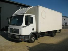 Koffer Transporter < 7.5 tonnen MAN TGL 8.180 KM 308000