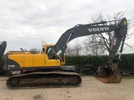 excavadora sobre cadenas Volvo EC240BLC 2007