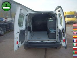 vcl cerrado Renault Kangoo Rapid Maxi Extra NAVI KLIMA Werkstattrega 2016