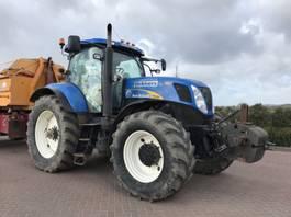 сельскохозяйственный трактор New Holland T7030 2011