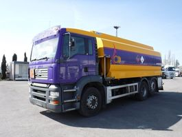 tank truck MAN 26.390 2005