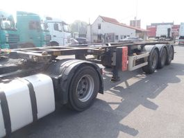 container chassis semi trailer Van Hool 30' - 20' ADR Containerchassis (2x) 2008