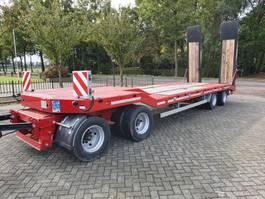 Satteltieflader Auflieger Scorpion 4 axle trailer 2019