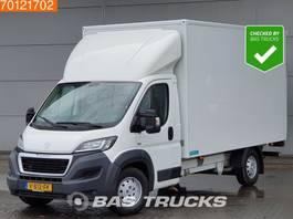 closed box lcv < 7.5 t Peugeot Boxer 2.2 HDi Bakwagen Laadklep Navi Airco L4H1 17m3 A/C Cruise control 2015