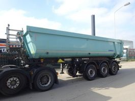 tipper trailer Schmitz Cargobull 3 ASSIGE KIPPER TRAILER 2012