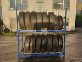 tyres bus part MICHELIN-BRIDGESTONE DUNLOP 275/80 R22.5