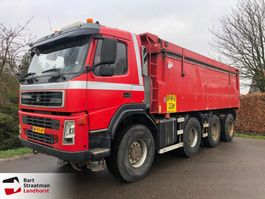 tipper truck > 7.5 t Terberg FM 2000 -T 8x8 manual 2004