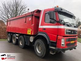 tipper truck > 7.5 t Terberg FM 2000 -T 8x8 manual 2004