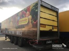 refrigerated semi trailer Schmitz Cargobull Tiefkühlkoffer Standard 2008