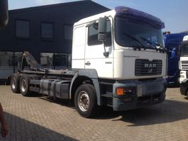 container truck MAN 33.414 6x4