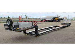 Tieflader Auflieger Rojo Trailer Extra-low bed loader 2 axles. Pendular GRS2 (2X) 2019