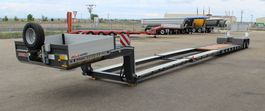 Tieflader Auflieger Rojo Trailer Extra-low bed loader 2 axles. Pendular GRS2 (2X) 2020