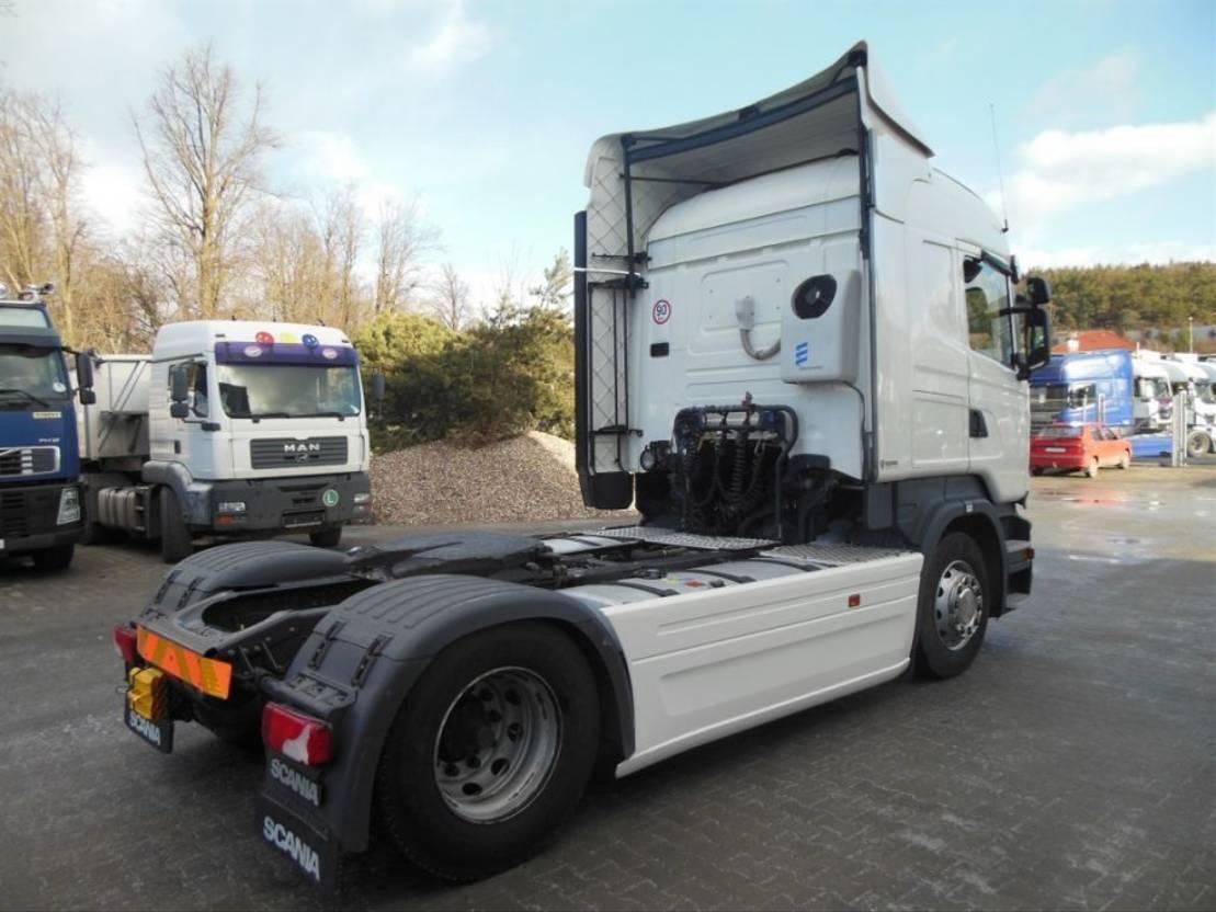 cab over engine Scania R410, STANDART, RETARDER, STANDKLIMA, EURO 6 2014