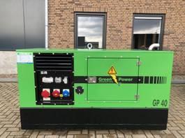 генератор John Deere Green Power GP 40 kVA Supersilent generatorset as New ! 2005