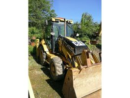 погрузчик с обратной лопатой Caterpillar 2007 CAT 432E BACKHOE LOADER 2007