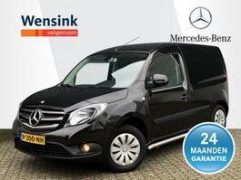 lcv chiuso Mercedes Benz Citan 109 CDI 90 PK L GB EU6 | Metallic lak, Airco, Radio MP3/Bluetooth,... 2018