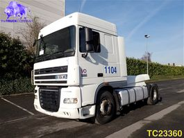 tracteur standard DAF XF 105 460 Euro 5 2010