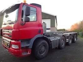 camión contenedor Ginaf X 4243 TS 2009