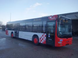 Stadtbus MAN A20 LIONS CITY Retarder Standheizung 2006