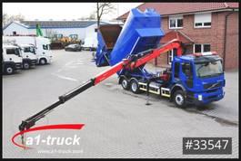 crane truck Volvo FE 340, NTM Uno, Palfinger Q150DL Funk, 2012