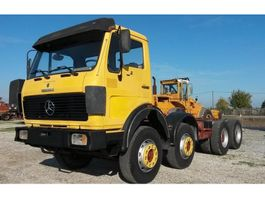chassis cab truck Mercedes Benz 3032-3332 1984