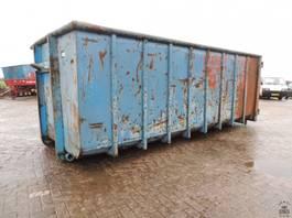 kontener z otwartym dachem 35 m3