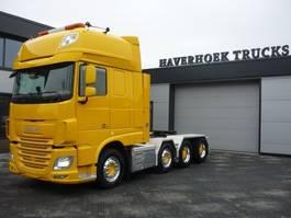 cabeza tractora pesada DAF FTM XF 106.510 8x4-4 Heavy duty 120.000 Kg  Euro 6 Super space cab 2015