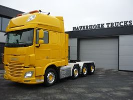 heavy duty tractorhead DAF FTM XF 106.510 8x4-4 Heavy duty 120.000 Kg  Euro 6 Super space cab 2015