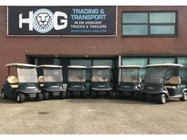 Golfwagen Club-car benzine 2 zitter, BENZINE CLUB-CAR 4 PCS GASOLINE!!! 2007