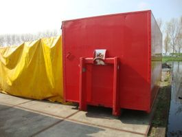 kontener z twardym dachem brandweer container brandweer container brandweer container 1991