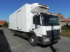 refrigerated truck Mercedes-Benz Atego 1524 1524L euro 6 (66500 exl btw ) 2015
