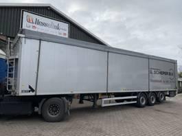 Walking floor Auflieger Stas S300ZX 88m3 380H Cargo Floor 8MM Liftachse Scheibenbremsen 2013