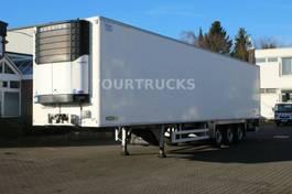 refrigerated semi trailer Chereau Carrier Maxima 1300 /2,65h/SAF/LBW 2013