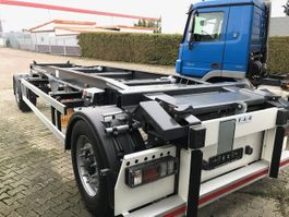 container chassis trailer Anh Container F-A-G ACF 18 S Schlittenabroller
