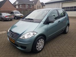 hatchback car Mercedes Benz A 150 Classic 2005