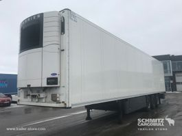 refrigerated semi trailer Schmitz Cargobull Diepvriesopbouw Standaard Dubbeldeks 2012