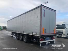 sliding curtain semi trailer Schmitz Cargobull Schuifzeil 2013