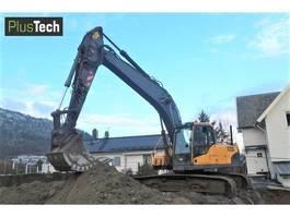 escavatore cingolato Volvo EC210LC 2007