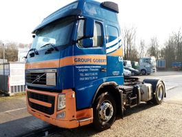 cab over engine Volvo FH 420 with/avec ADR and hydraulic 2010