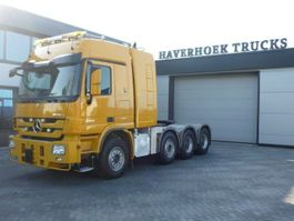 heavy duty tractorhead Mercedes Benz Actros 4165 V8  8x4 Tridem WSK VIAB 250 Tons Push and Pull Heavy Duty Tr... 2010