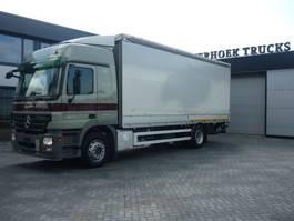 sliding curtain truck Mercedes-Benz 1844 4x2 Schuifzeil euro 5 WDB9300361L326114 Retarder 2008