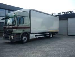 sliding curtain truck Mercedes Benz 1844  4x2  Schuifzeil  euro 5   WDB9300361L326114 Retarder 2008