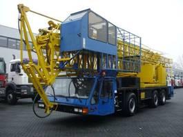 static tower crane Ginaf 3236-F 6x4-4 3236-F 6x4-4 Torenkraan Munsters ABK 30-55 1999