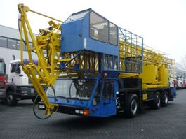 static tower crane Ginaf 3236-F 6x4-4 3236-F 6x4-4 Torenkraan Munsters ABK 30-55 1999