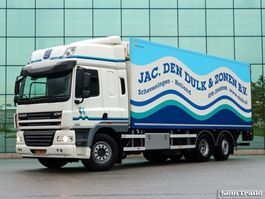 автохолодильник DAF FAN CF85.360 6X2  EEV  SPACE CAB  LEASING €685,- PER MAAND 2013
