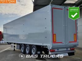Walking floor Auflieger Knapen K100 92m3 10mm Floor Liftaxle 3 axles Liftachse Walking Floor 2020