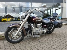 motocykl Yamaha XV 1600 A Wild Star 2001