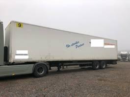 semirremolque de caja cerrada Kögel SPKH 18 / 2 Achser / TÜV +SP 03-2020/ BPW