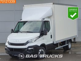 closed box lcv < 7.5 t Iveco Daily 35C16 160PK Bakwagen Laadklep Airco Cruise LBW 19m3 A/C Cruise con... 2018