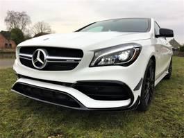легковой автомобиль купе Mercedes Benz cla 1900 km  NU €57.500 45 AMG 2019